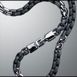 David Yurman   Rally Chain Necklace